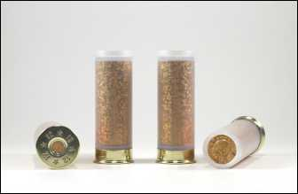 12 gauge gold 3 gun shells