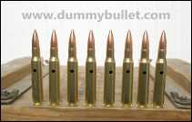 30--06 M1 Garand dummy bullets for enbloc clips